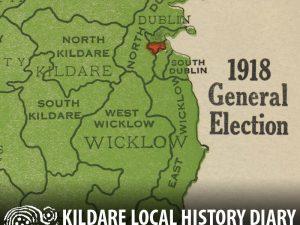 The General Election of 1918 in Kildare @ Parish Meeting Room, Kill | Kill | County Kildare | Ireland