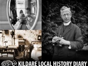 Fr Browne and his photographs @ Parish Meeting Room, Kill | Kill | County Kildare | Ireland
