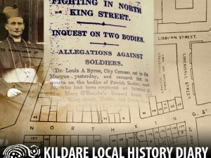 Bishop Henry Cleary and the North King Street killings in 1916 @ Parish Meeting Room, Kill | Kill | County Kildare | Ireland