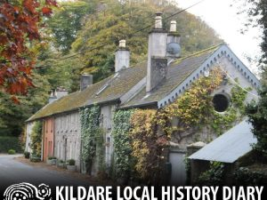 The silk factory in Rathmore @ Parish Meeting Room, Kill | Kill | County Kildare | Ireland