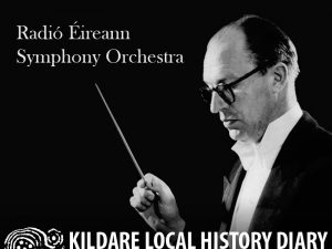 Pivotal events which shaped the Radió Éireann Symphony Orchestra @ Celbridge Library | County Kildare | Ireland
