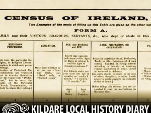 2018 Giraldus Lecture - Our History ... Our Heritage @ Solas Bhríde | County Kildare | Ireland