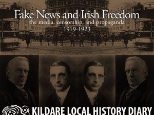 Fake News and Irish Freedom @ Kildare Parish Centre | Kildare | County Kildare | Ireland