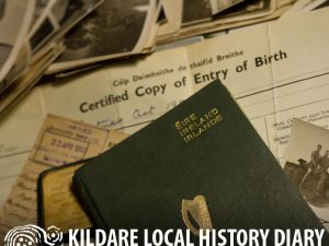 What to keep for the next generation? Creating a family archive. @ Celbridge Library | County Kildare | Ireland