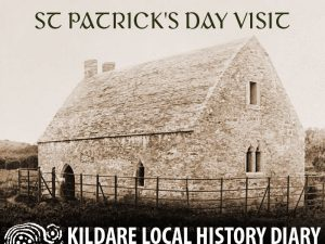 St Patrick's Day visit to Ardrass Oratory, Hill and Well @ St. Patrick's Oratory | County Kildare | Ireland
