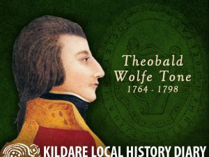 Wolfe Tone – Family Man @ Kildare Parish Centre | Kildare | County Kildare | Ireland