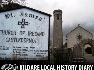 The Cult of St James in Medieval Ireland @ Teach Diarmada | Castledermot | County Kildare | Ireland