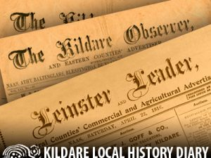 1917 & 1967  - What the papers said @ Kildare Parish Centre | Kildare | County Kildare | Ireland