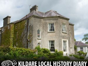 From Balyna to Burton Hall - Co. Kildare's Country Houses @ Town House Hotel | County Kildare | Ireland