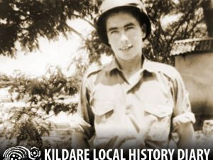 My Peacekeeping Story - CS Joe Mallon @ Old Band Hall | Curragh Camp | County Kildare | Ireland