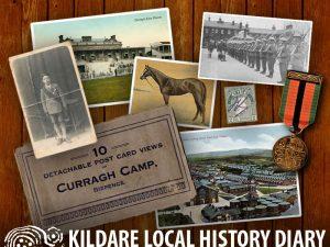 Memories and Memorabilia Night @ Old Band Hall | Curragh Camp | County Kildare | Ireland