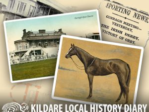 Queens Room at the Curragh & Orby - 1907 Darby Winner @ Old Band Hall | Curragh Camp | County Kildare | Ireland
