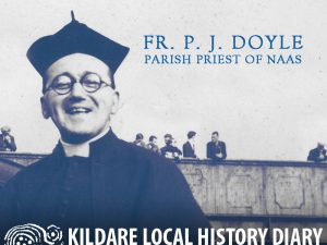 Fr. P. J. Doyle - Parish Priest of Naas @ Town House Hotel | County Kildare | Ireland