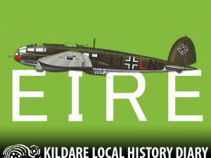 Blackstairs Luftwaffe Heinkel Bomber Crash 1941 @ Old Band Hall | Curragh Camp | County Kildare | Ireland