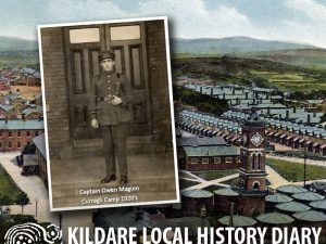 The Maginn Family History and the Curragh Connection @ Old Band Hall | Curragh Camp | County Kildare | Ireland