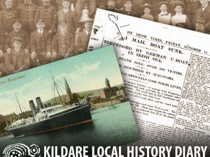 The Sinking of the R.M.S. Leinster @ Old Band Hall | Curragh Camp | County Kildare | Ireland