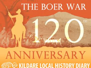 The 120th anniversary of the Boer War @ Old Band Hall | Curragh Camp | County Kildare | Ireland