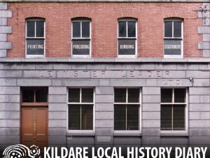 Ger Kinchella Memorial Lecture & Heritage Cup Presentation @ Town House Hotel   County Kildare   Ireland
