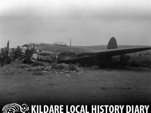 Military Intelligence on crashed aircraft during the Emergency @ Old Band Hall | Curragh Camp | County Kildare | Ireland