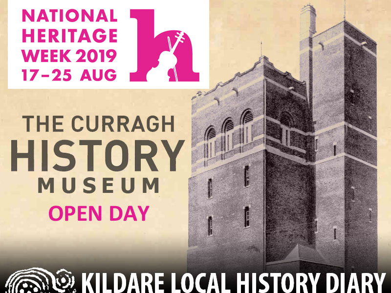 Graphic: The Curragh History Museum - open day