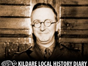 Talk on Major Patrick Colgan (1890-1960) @ Old Band Hall | Curragh Camp | County Kildare | Ireland