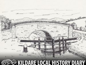 The Construction of the Grand Canal Locally @ Clane GAA | County Kildare | Ireland