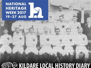 A Century of GAA in Clane and Co. Kildare @ Clane Community library | County Kildare | Ireland