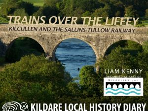 Trains over the Liffey - Kilcullen and the Sallins-Tullow Railway @ Kilcullen Town Hall | Naas | County Kildare | Ireland