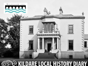 The History of New Abbey House, Kilcullen @ Kilcullen Town Hall | Naas | County Kildare | Ireland