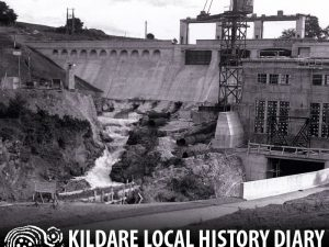 The History of Poulaphuca Reservoir @ Ballymore Resource Centre | County Kildare | Ireland
