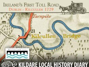 Ireland's First Toll Road: Dublin - Kilcullen 1729 @ Kilcullen Town Hall | Naas | County Kildare | Ireland