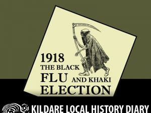 KFLHG Seminar: The Black Flu and Khaki Election - 1918 @ Osprey Hotel | Naas | County Kildare | Ireland