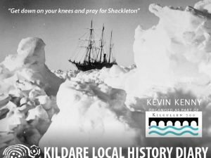 Get down on your knees and pray for Shackleton @ Kilcullen Town Hall | Naas | County Kildare | Ireland