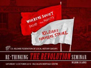 KFLHG AGM & Seminar: Re-Thinking the Revolution @ Kilcullen Heritage Centre | Naas | County Kildare | Ireland