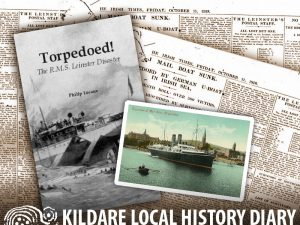 The Sinking of the RMS Leinster @ Leixlip Library | Leixlip | County Kildare | Ireland