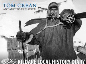 Antarctic Explorer Tom Crean @ Leixlip Library | Leixlip | County Kildare | Ireland
