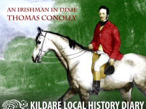 An Irishman in Dixie - Thomas Conolly of Castletown House @ Leixlip Library | Leixlip | County Kildare | Ireland