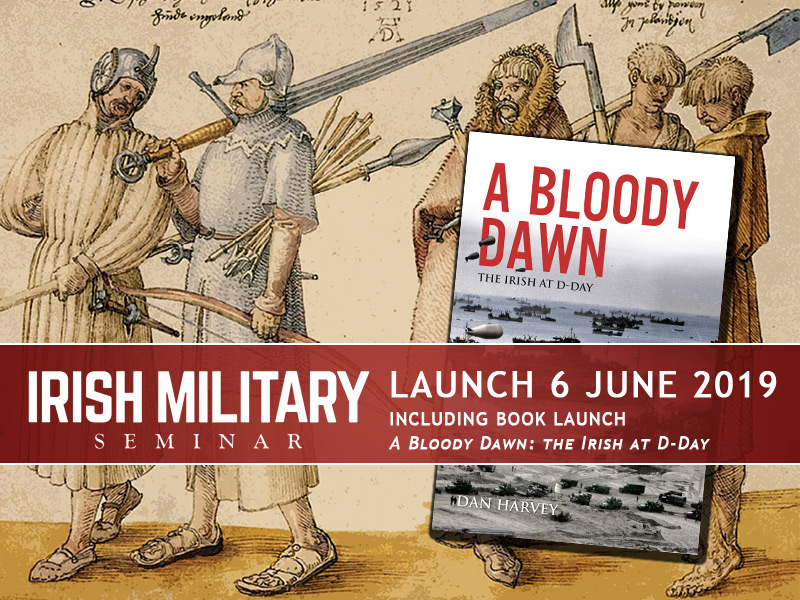 Irish Military Seminar Launch - and Book Launch