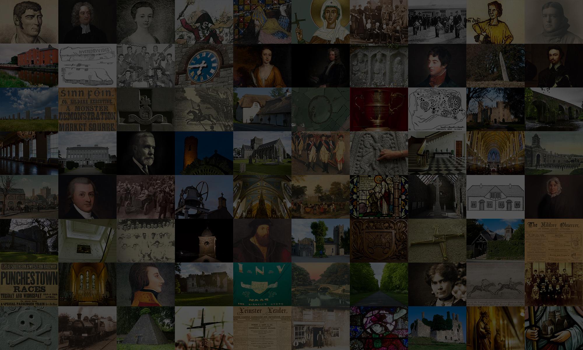 Kildare Local History . ie